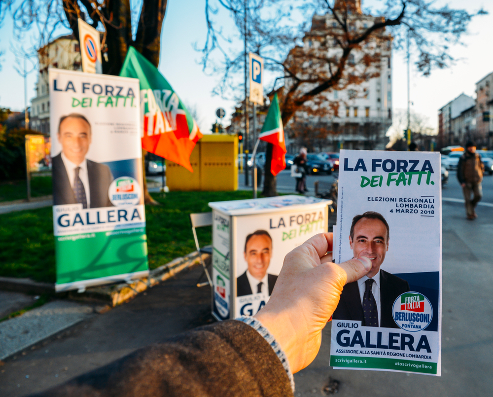 Vyhraje Berlusconi a Liga severu? Itálie očekává povolební pat