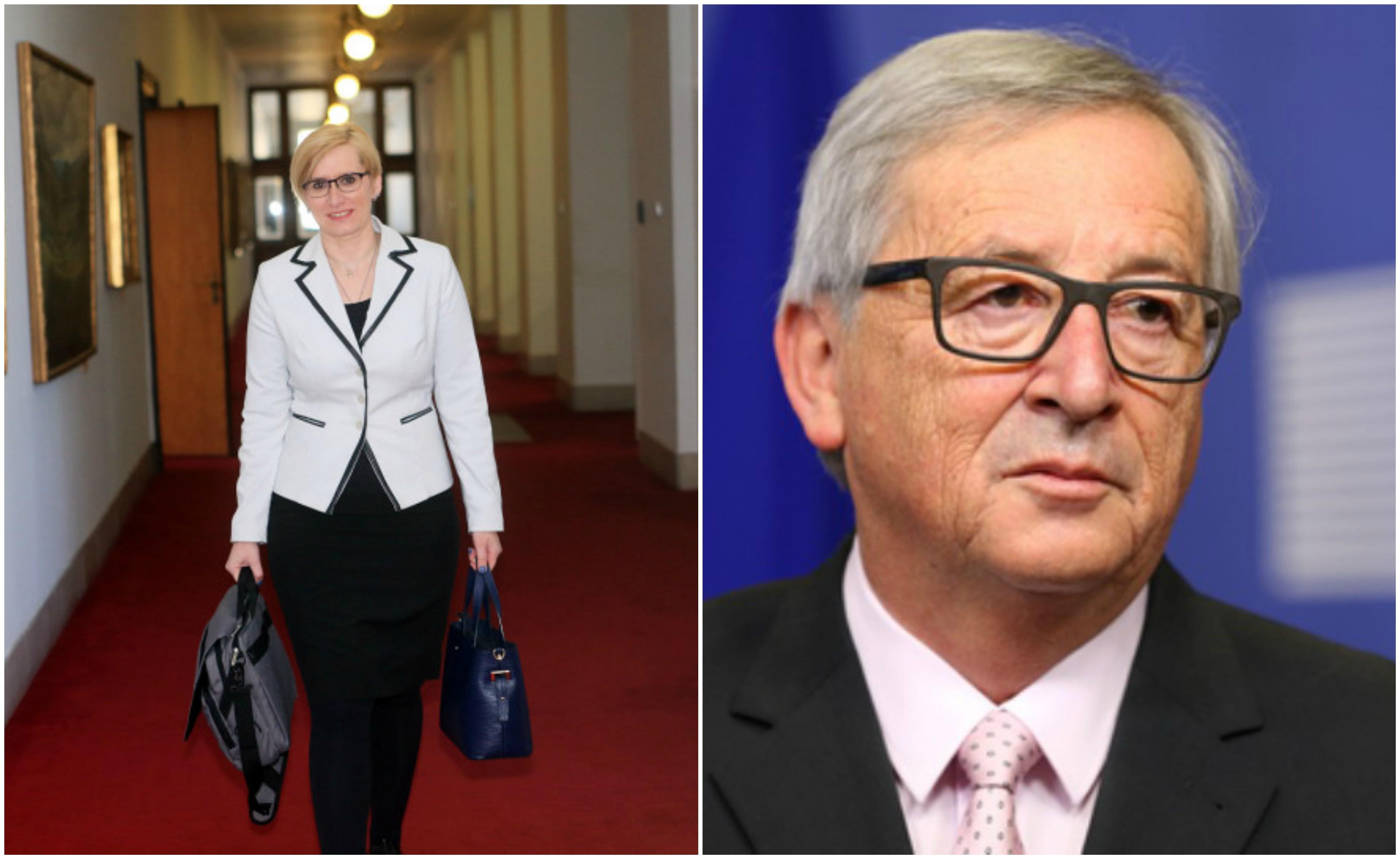 Junker chce akčnější EU, která rozhoduje většinově. Šlechtová nesouhlasí