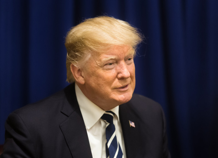 Nemají na Trumpa nabito