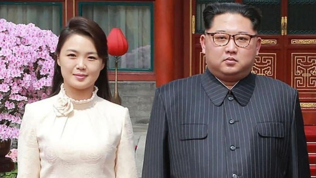 Ze soudružky je první dáma. Kim Čong-un udělil manželce titul