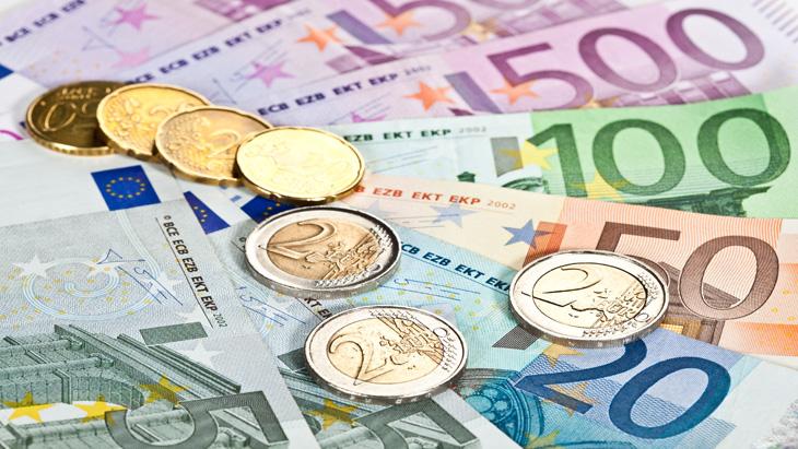 Euro nepříliš přitažlivé