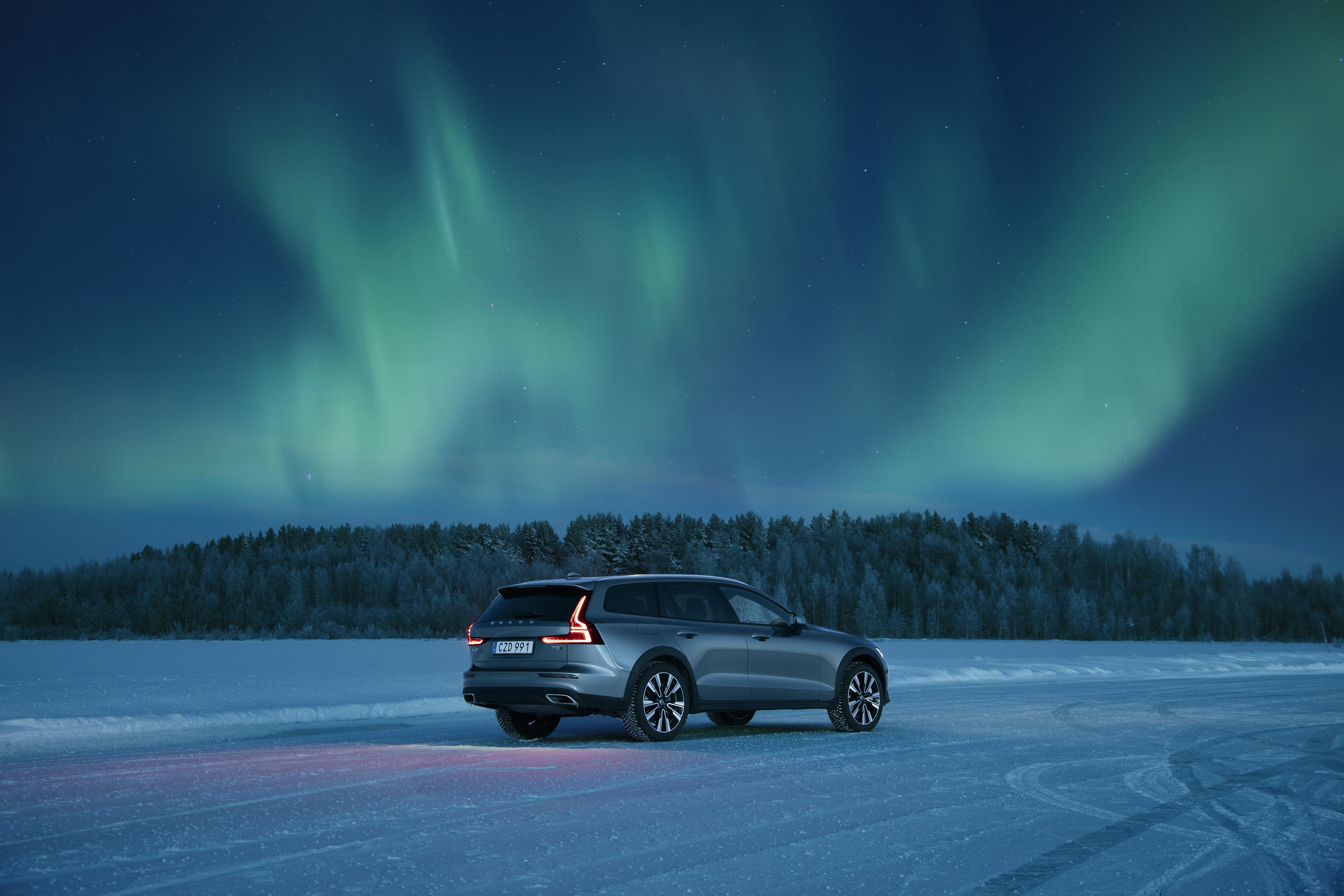 Volvo V60 CC T5 AWD: Perfektní řešení