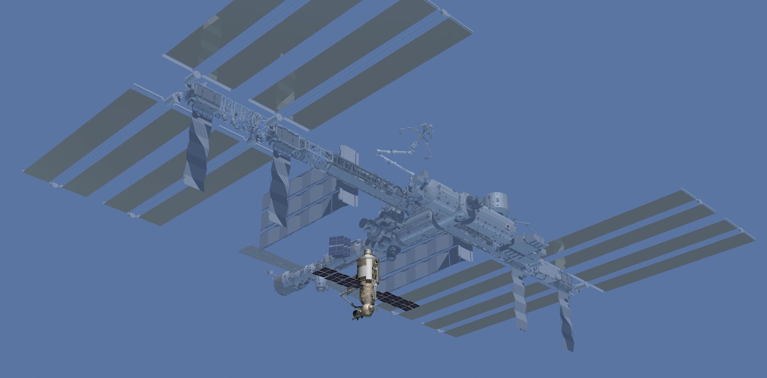 Mýtus realitou? Rusové chtějí konečně po 15 letech vyslat k ISS speciální laboratorní modul